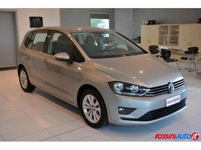 usata VW Golf Sportsvan 1.6 TDI 110 CV COMFORTLINE BUSINESS DPF