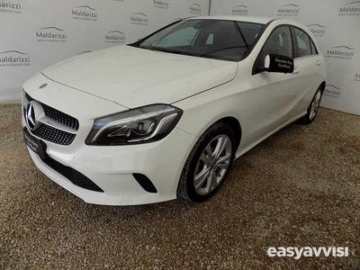 second-hand Mercedes 180 classe a (w176)automatic sport diesel