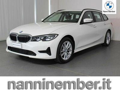 usata BMW 320 d Touring Business Adva