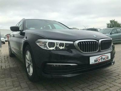 usata BMW 520 Serie 5 d Touring Business
