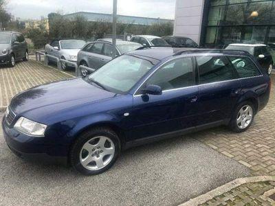 brugt Audi A6 2.8 V6 cat Avant Ambition