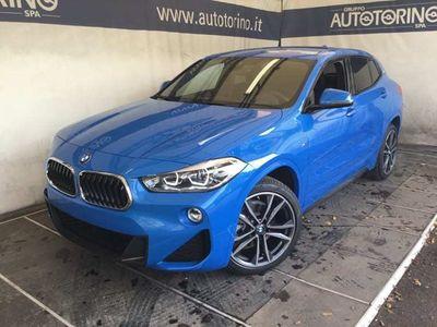 usata BMW X2 sDrive18i Msport nuova a Crema