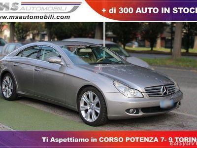 usata Mercedes CLS320 CLSCDI Sport Automatic