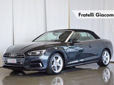 gebraucht Audi A5 Cabriolet 2.0 TDI 190 CV S tronic Sport Assago