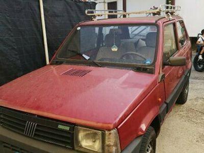 usata Fiat Panda 4x4 1000 4x4 CLX