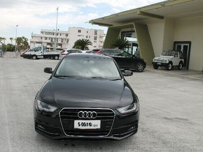 usata Audi A4 A4Avant 2.0 TDI 190cv Multitronic S-li