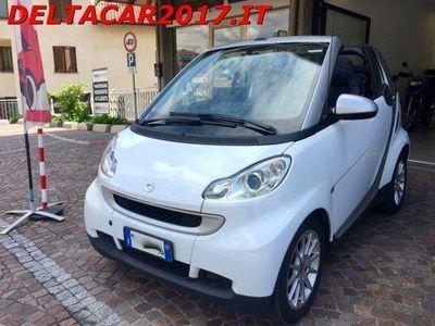 usata Smart ForTwo Cabrio 800 33 kW passion cdi OK NEO