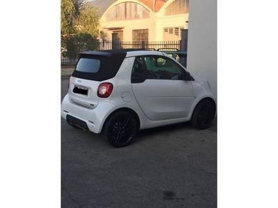 usata Smart ForTwo Cabrio brabus 0.9 Turbo twinamic