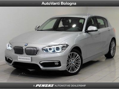 used BMW 116 d 5p. Urban