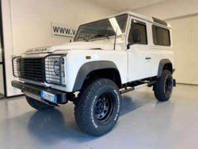 usata Land Rover Defender 90 2.4 TD4 SW S*/*1 PROPRIETARIO*/* Diesel