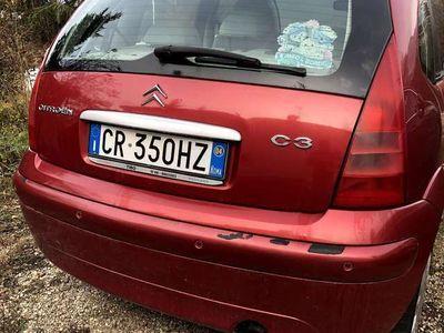 usata Citroën C3 1.4 16V SensoDrive Exclusive