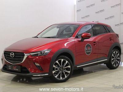 usata Mazda CX-3 2.0L Skyactiv-G 4WD Exceed