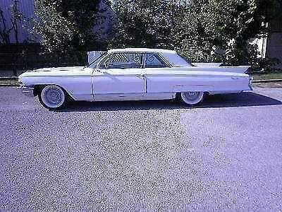 usata Cadillac Deville coupe 1962