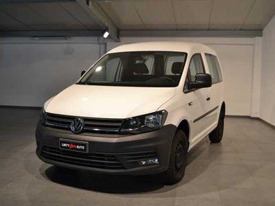 gebraucht VW Caddy Veicoli Commerciali2.0 TDI 122 CV 4Motion Furgone del 2018 usata a Antey Saint Andre'