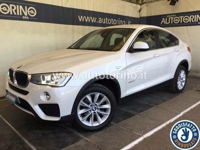 brugt BMW X4 X4xdrive20d auto