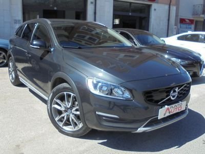 used Volvo V60 CC -GEARTRONIC- NAVI- PDC