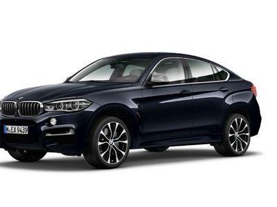 gebraucht BMW X6 X6M50d
