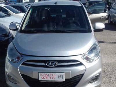 used Hyundai i10 1.1 SOUND EDITION GPL