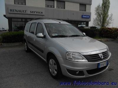 usata Dacia Logan MCV 1.6 90cv 5 Posti Lauréate Usato