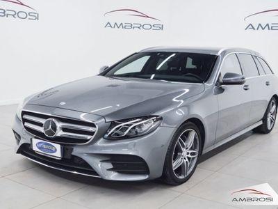 używany Mercedes E220 S.W. Auto Premium Plus 194 C