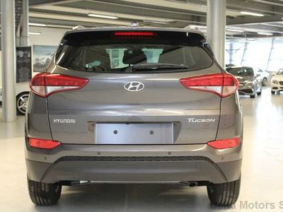 used Hyundai Tucson 1.7 CRDi DCT XPlus