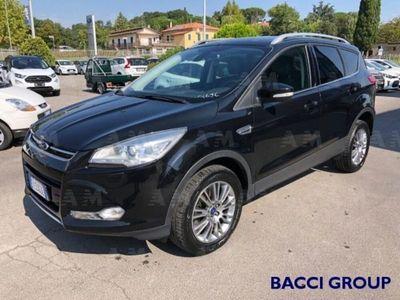 usata Ford Kuga 2.0 TDCI 163 CV 4WD Powershift Titanium rif. 11976864