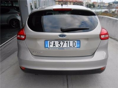 usata Ford Focus 1.5 TDCi 120cv TITANIUM POWERSHIFT - FULL OPT.