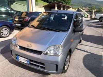usata Daihatsu Cuore 1.0 12V 5 porte SX unicoproprietario Benzina