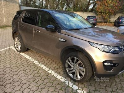 brugt Land Rover Discovery Sport HSE - 2015