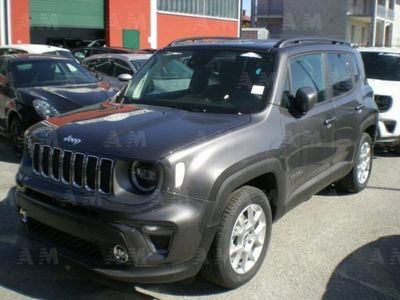 usata Jeep Renegade 1.3 T4 DDCT Limited usato