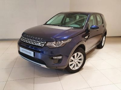 used Land Rover Discovery Sport 2.2 TD4 150 CV HSE