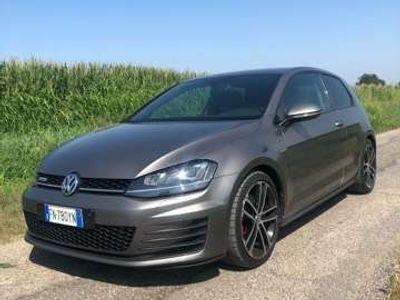 usata VW Golf GTD 2.0 TDI 3p. BlueMotion Technolo