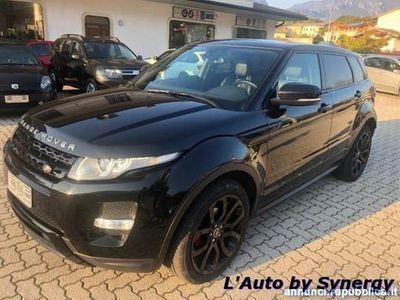 brugt Land Rover Range Rover 2.2 TD4 5p. Dynamic edition Black Manuale Cogollo del Cengio
