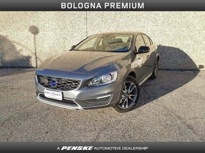 käytetty Volvo S60 CC S60 Cross Country D3 Geartronic Busi