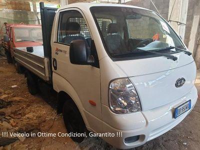 second-hand Kia Bongo 2.5 TDI Autocarro