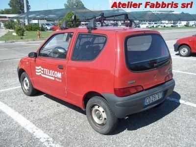 gebraucht Fiat Seicento 1.1i cat Van ** portapacchi **