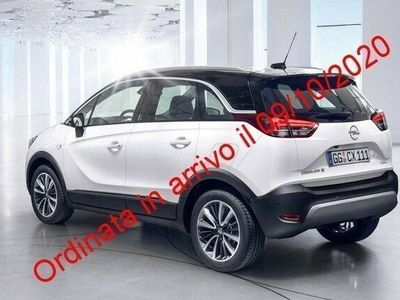 usata Opel Crossland X 1.2 Turbo 12V 130 CV Start&Stop 2020