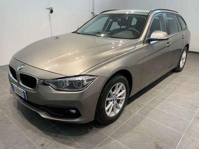 usata BMW 318 Serie 3 Touring d Business Advantage aut.