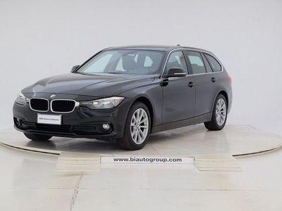 käytetty BMW 320 d Touring Business Advantage aut.