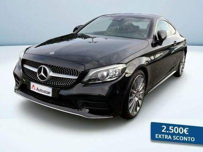 usata Mercedes 220 CLASSE C COUPÉ C Couped Premium auto