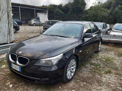 usata BMW 520 Serie 5 (E60/E61) cat Eletta
