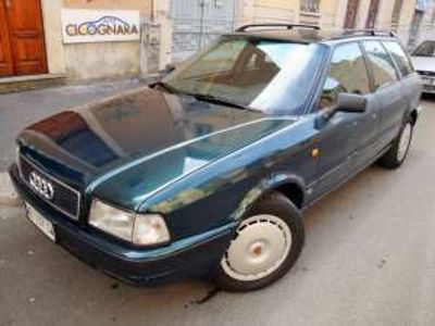 usata Audi 80 1.6i cat Avant * unica proprietaria / 93.900 KM * Benzina