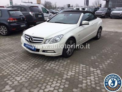 brugt Mercedes 220 CLASSE E CABRIO E cabriocdi BE Avantgarde