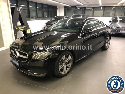 used Mercedes E220 CLASSE E COUPÉAuto Business Sport