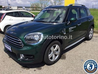 used Mini Cooper D Countryman COUNTRYMAN BOOST LINE