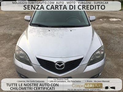 gebraucht Mazda 3 1.6 TD 16V/109CV 5p. Active