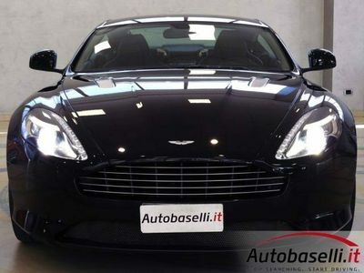 usata Aston Martin DB7 DB9 2ªSERIE COUPÉ TOUCHTRONIC PELLE XENO LED
