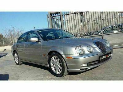 usata Jaguar S-Type 3.0 V6 24V cat Executive DA VETRINA