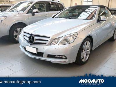 brugt Mercedes 350 Classe E Cabrio - A207 E cabriocdi BE Avantgarde auto