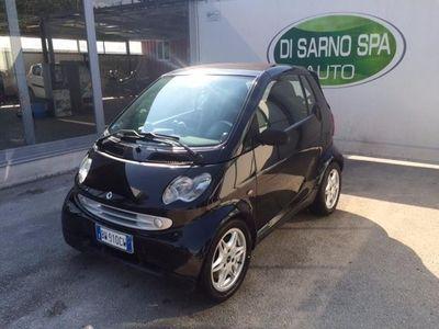 usata Smart ForTwo Cabrio 800 Usato